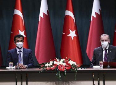 Τουρκία: Δέκα συμφωνίες συνεργασίας υπέγραψαν οι κυβερνήσεις Τουρκίας-Κατάρ στην 6η G2G
