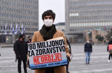 Σλοβενία: Πόλεμος μεταξύ αντιπολίτευσης και κυβερνώντος συνασπισμού για το δημοψήφισμα