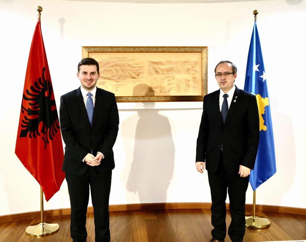 Αλβανία: Συνάντηση Hoti- Cakaj για την κοιλάδα του Presevo