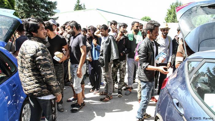 Β-Ε: Ορισμένη κρατική δέσμευση στο μεταναστευτικό ζήτημα βλέπει ο δήμαρχος του Bihać