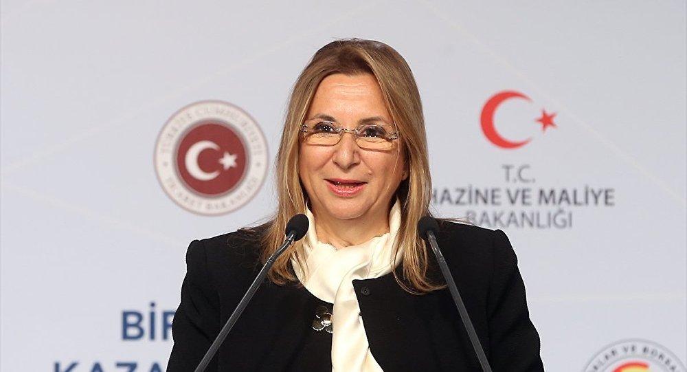 Τουρκία: Εκσυγχρονισμό της συμφωνίας τελωνειακής ένωσης ζήτησε η Υπουργός Εμπορίου Pekcan