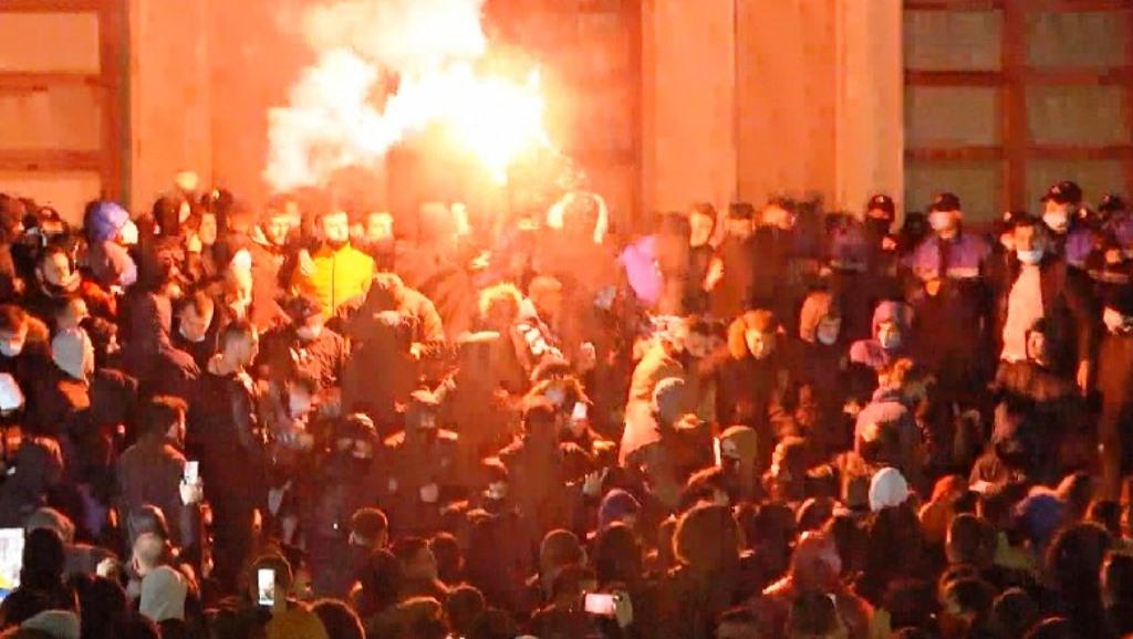 Αλβανία: Διαδηλώσεις και ένταση στα Τίρανα για τη δολοφονία 25χρονου από την Αστυνομία