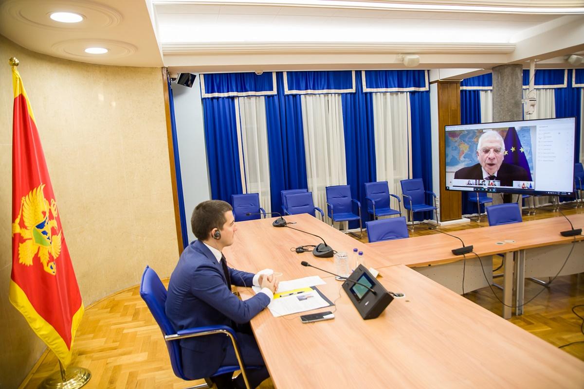 Μαυροβούνιο: Δέσμευση Bečić στο σχέδιο εξωτερικής πολιτικής