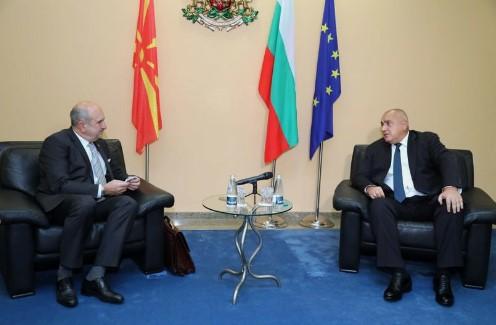 Borissov: Οι επόμενες γενιές δεν θα μας συγχωρήσουν που δεν βρήκαμε συμβιβασμό που δίνει προοπτική