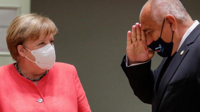 EURACTIV: Merkel και Borissov μπλόκαραν τις κυρώσεις για την Τουρκία