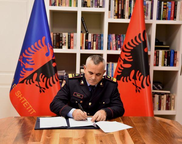 Αλβανία: Υπογράφηκε η δήλωση Συμφωνίας Αλβανικής και Ιταλικής Αστυνομίας