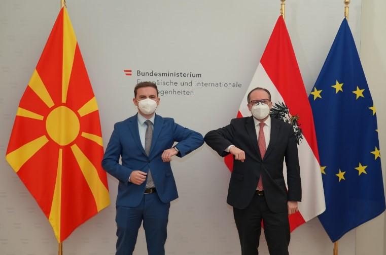 Αυστριακός ΥΠΕΞ: Διμερή και ιστορικά ζητήματα δεν πρέπει να αποτελούν μέρος των διαπραγματεύσεων με την ΕΕ
