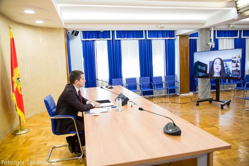 Μαυροβούνιο: Απαραίτητη η ολοκληρωμένη εκλογική μεταρρύθμιση, δηλώνει ο Bečić