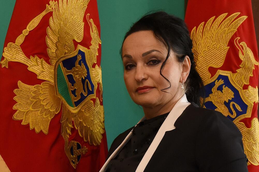 Μαυροβούνιο: Παραιτήθηκε την Τετάρτη η Πρόεδρος του Ανώτατου Δικαστηρίου Vesna Medenica