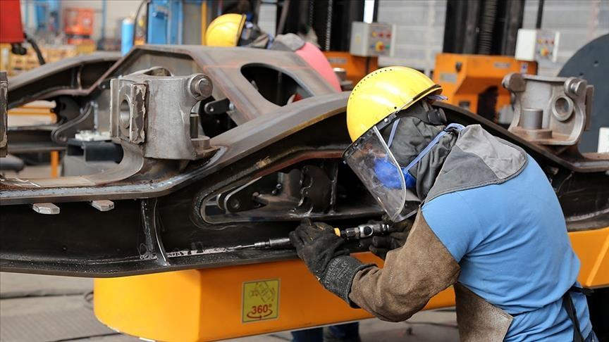 Τουρκία: Αύξηση 11% κατέγραψε η βιομηχανική παραγωγή το Νοέμβριο