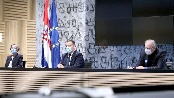 Κροατία: Νέα μέτρα για αφίξεις από το εξωτερικό
