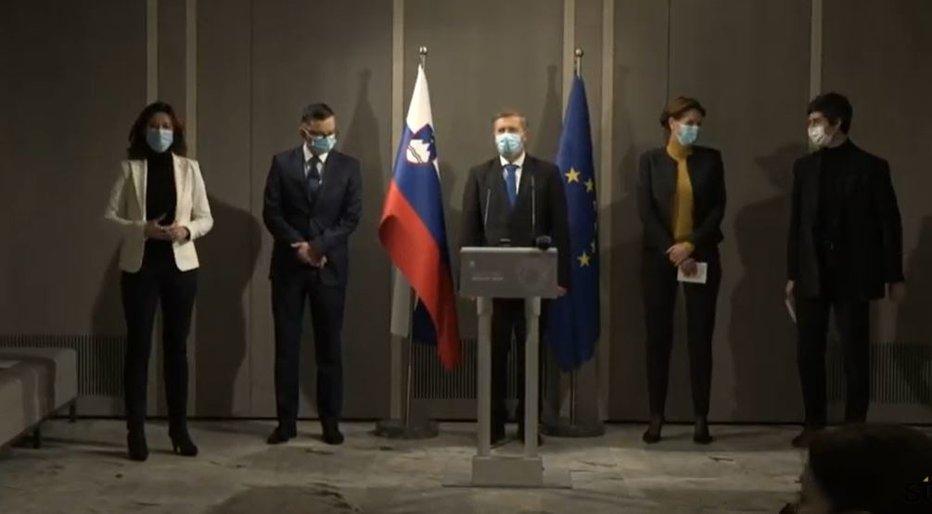 Σλοβενία: Υπέβαλε πρόταση για ψήφο μη εμπιστοσύνης της κυβέρνησης η αντιπολίτευση