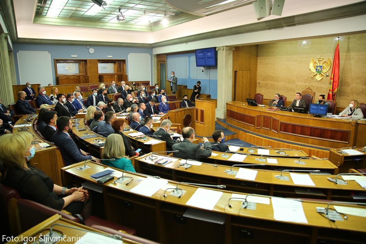 Μαυροβούνιο: Ξανά στο Κοινοβούλιο οι νόμοι που επανέφερε ο Đukanović