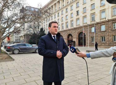 Σερβία: Για μια νέα αρχή στις διπλωματικές σχέσεις με τη Βουλγαρία, μίλησε ο Selaković
