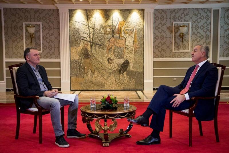 Μαυροβούνιο: Θα υπογράψει τους εκ νέου ψηφισμένους νόμους, δηλώνει ο Đukanović