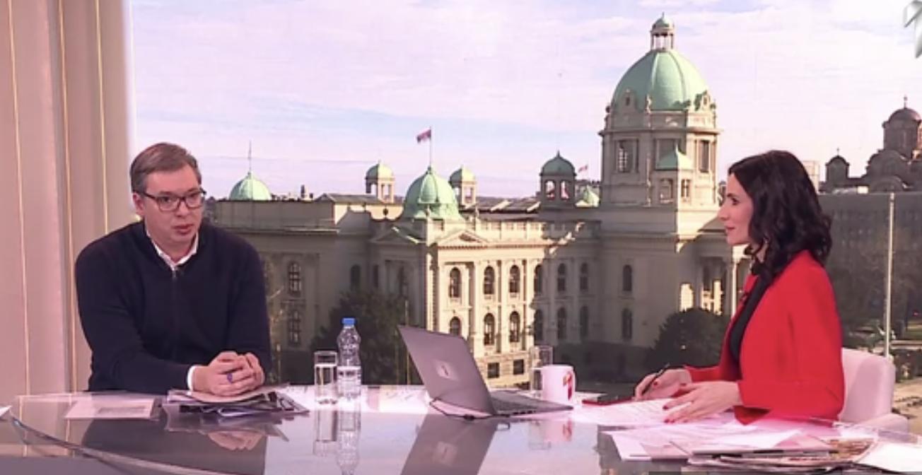 Σερβία: Υπάρχουν άλλοι που κινδυνεύουν περισσότερο από μένα δήλωσε ο Vučić, ενώ συνεχίζεται ο μαζικός εμβολιασμός