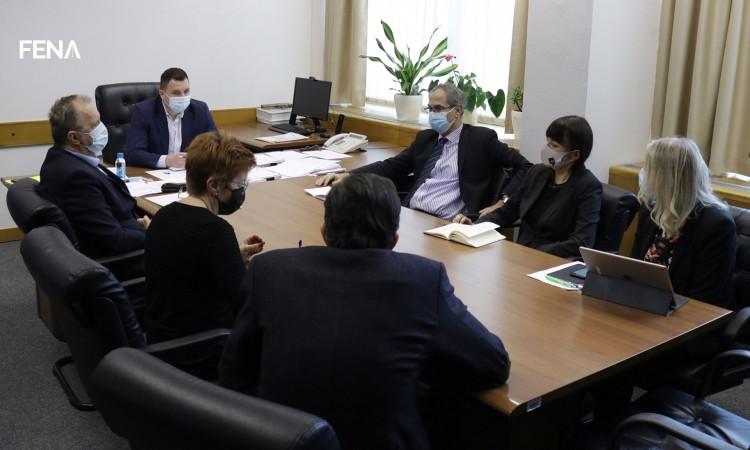 Β-Ε: Συνάντηση Štefanek με τις Αρχές για την επίλυση του ζητήματος των μεταναστών