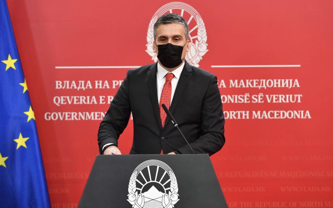 Hoxha: Η κυβέρνηση της Βόρειας Μακεδονίας παραμένει προσηλωμένη στην εφαρμογή της συμφωνίας των Πρεσπών
