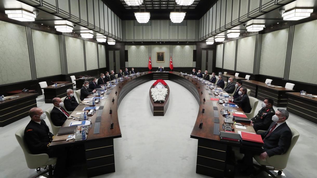 Υπέρ της διπλωματίας και του διαλόγου η Τουρκία σύμφωνα με την ανακοίνωση του ΣΕΑ