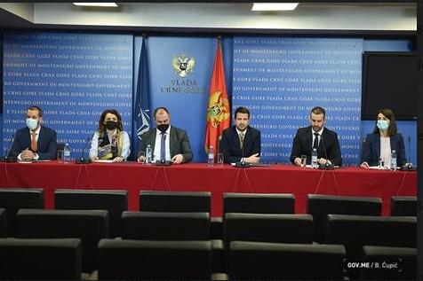 Μαυροβούνιο: Η κυβέρνηση ενέκρινε νέο πακέτο στήριξης