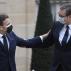 Vucic: Έχουμε την υποστήριξη του Γάλλου προέδρου στην πορεία προς την ΕΕ
