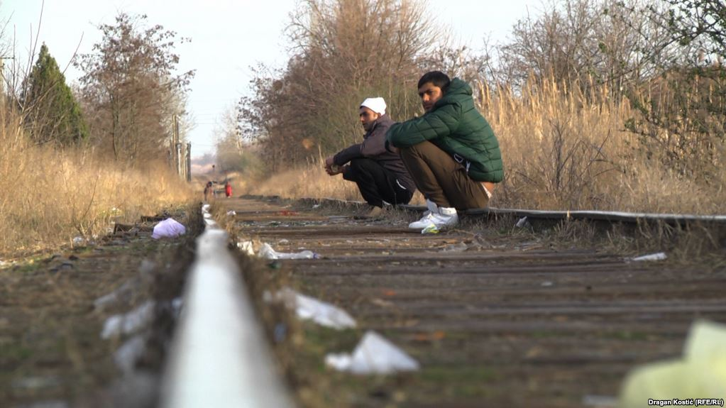 Grlić Radman: Οι μετανάστες στη Β-Ε απειλούν και την Κροατία