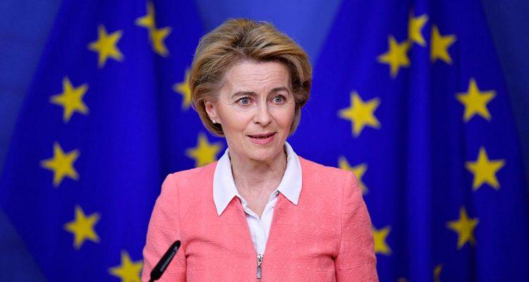 Η Von der Layen ζήτησε την έναρξη διαπραγματεύσεων με την Βόρεια Μακεδονία και την Αλβανία