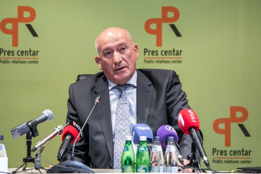 Μαυροβούνιο: Έτοιμος να παραιτηθεί ο Katnić υπό προϋποθέσεις