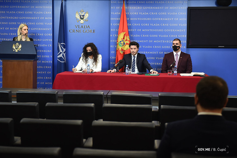 Μαυροβούνιο: Εξαρθρώθηκε σκάνδαλο κατάχρησης δωρεάς 1 εκατομμυρίου ευρώ στο Υπουργείο Εσωτερικών