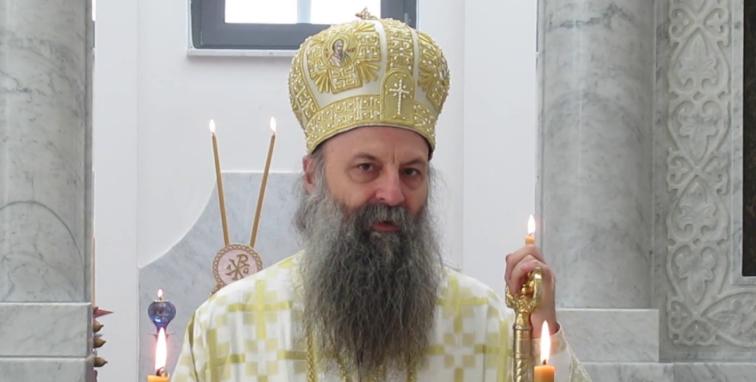Σερβία: Ο Πορφύριος εξελέγη νέος Πατριάρχης, συγχαρητήρια από Vucic