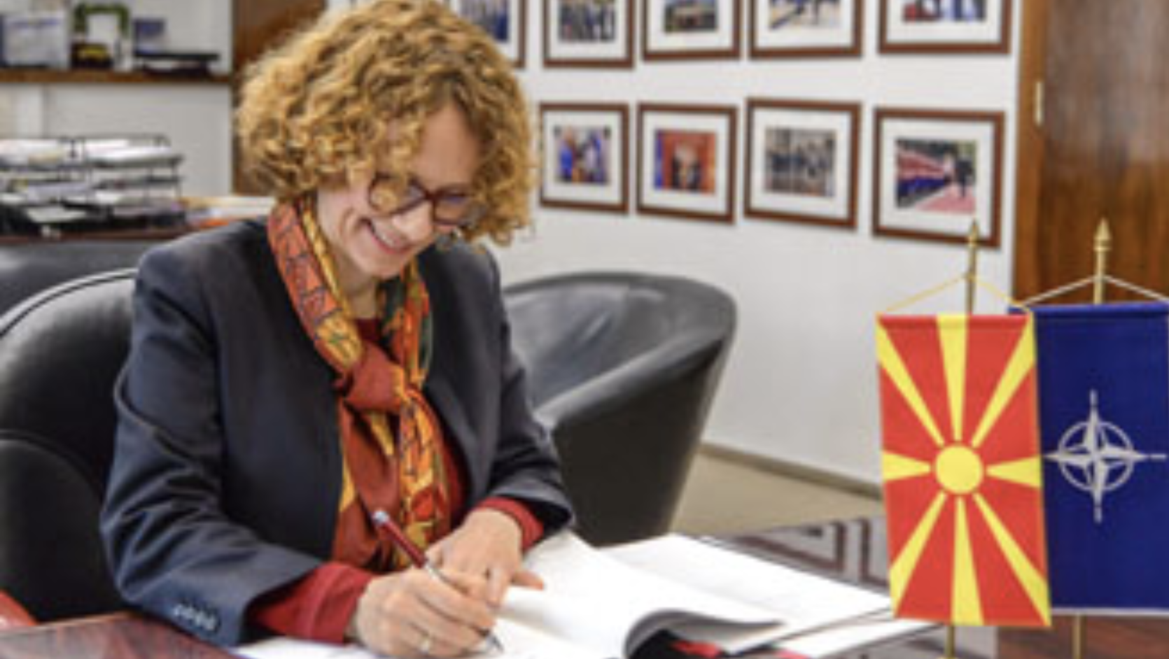 Το ΝΑΤΟ και η Βόρεια Μακεδονία ενισχύουν τις απαντήσεις από τις απειλές στον κυβερνοχώρο