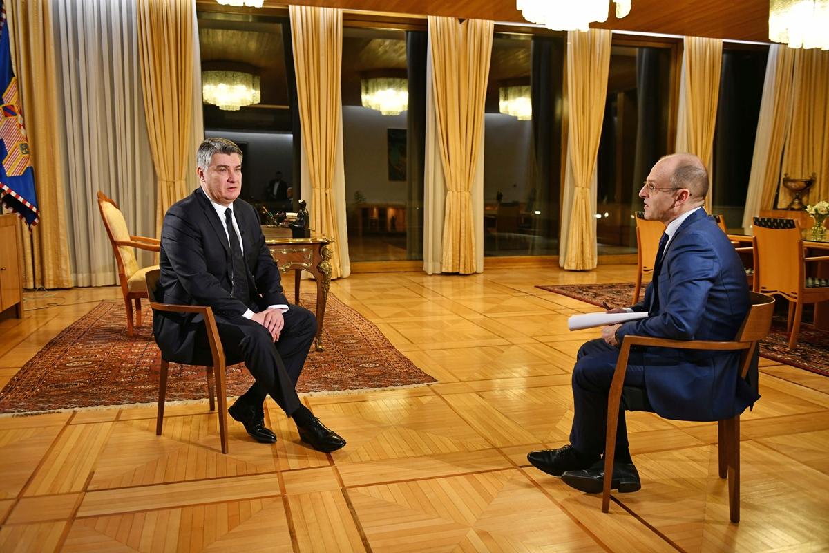 Κροατία: Ο Milanović θα αποκαλύψει σύντομα τον υποψήφιο για Πρόεδρο του Ανώτατου Δικαστηρίου