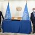 Κύπρος: Επέδωσε τα διαπιστευτήρια του ο νέος Μόνιμος Αντιπρόσωπος της Κυπριακής Δημοκρατίας στον ΟΗΕ
