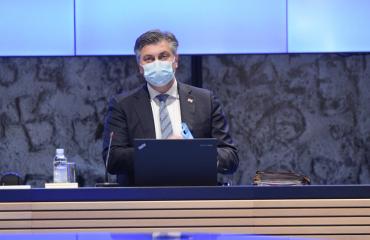Κροατία: Ο Plenković ανακοίνωσε χαλάρωση των μέτρων