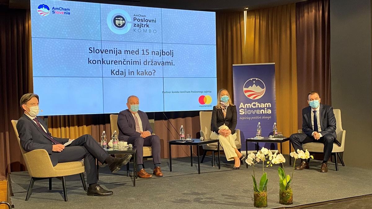 Σλοβενία: Η κυβέρνηση διατήρησε σταθερό χρηματοοικονομικό σύστημα, ισχυρίζεται ο ΥπΟικ