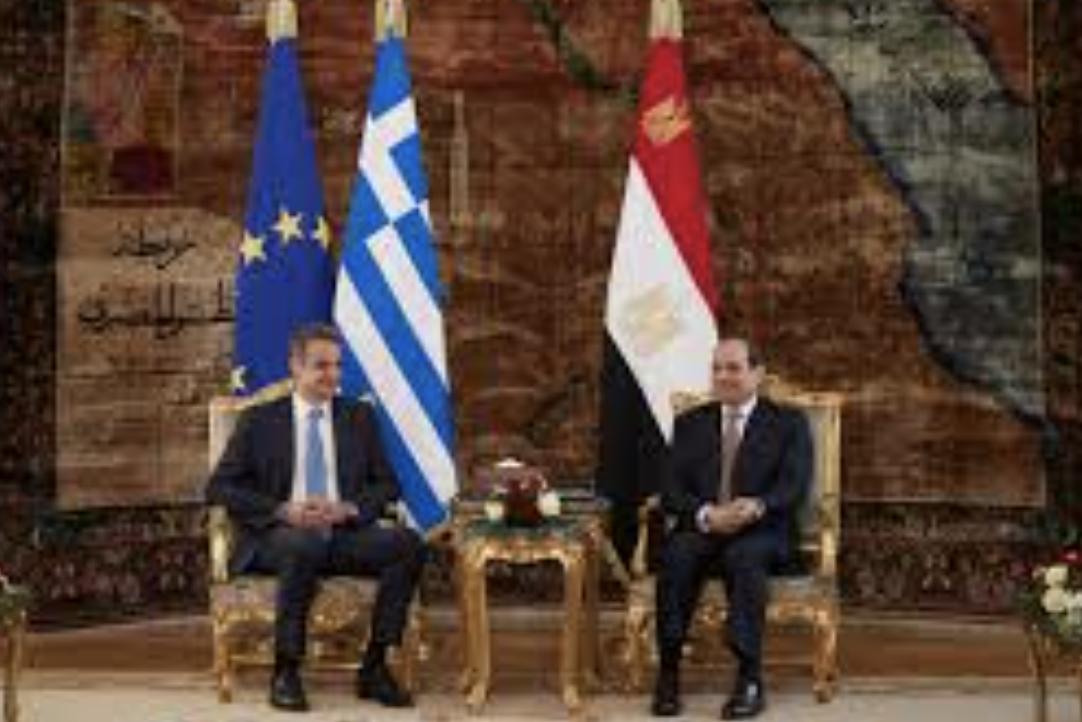 Ελλάδα: Ο El-Sisi δέχτηκε τηλεφώνημα από τον Έλληνα πρωθυπουργό