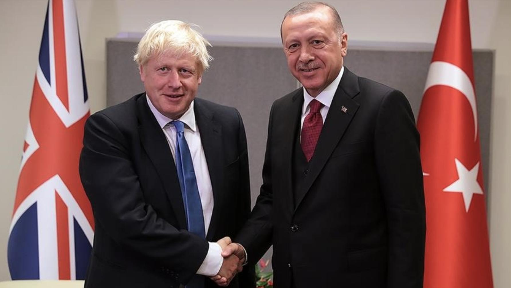 Τουρκία: Τηλεφωνική επικοινωνία Erdogan-Johnson