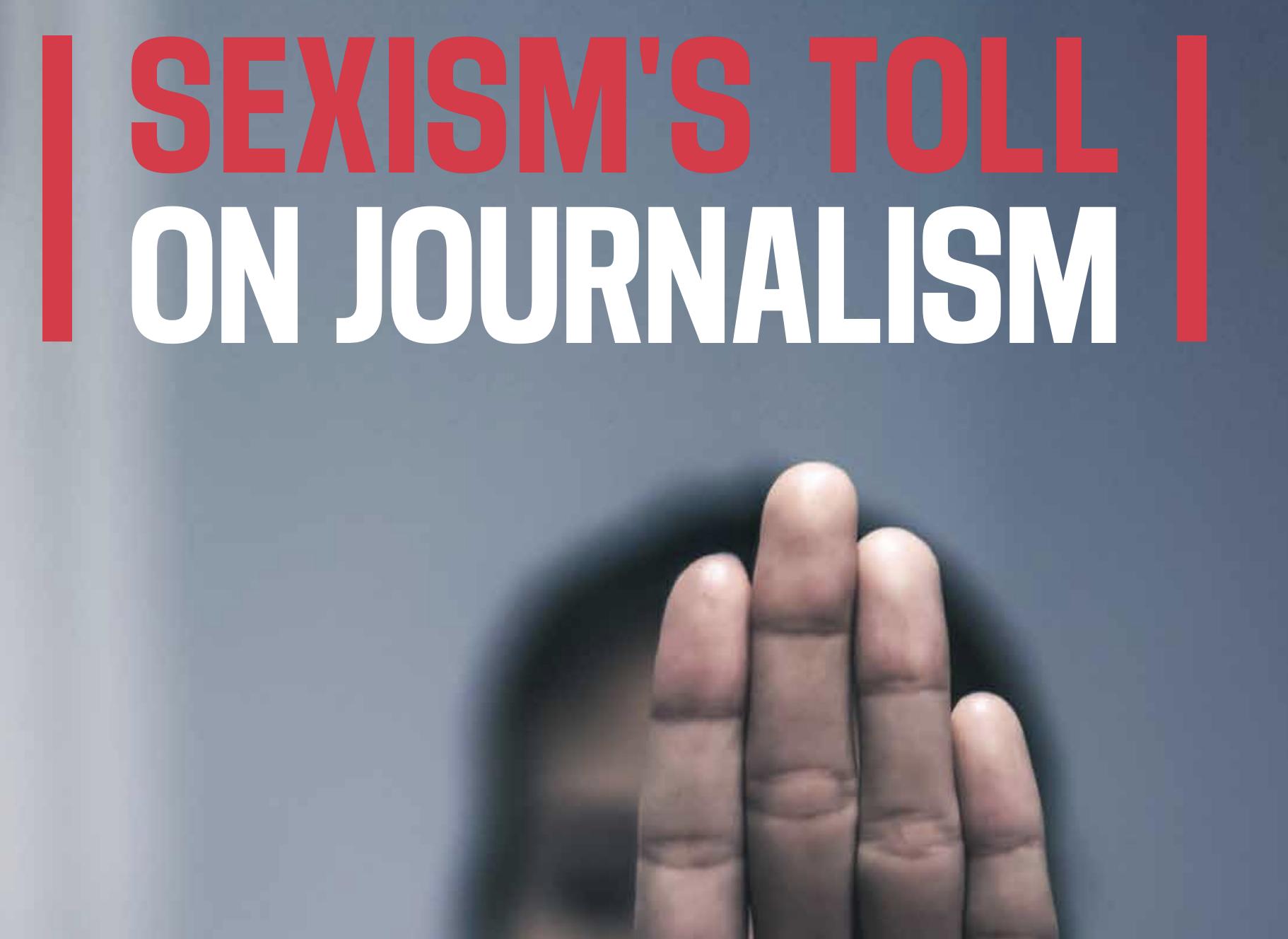 RSF: Ο σεξισμός χτυπά όλο και περισσότερο τη δημοσιογραφία (έρευνα)