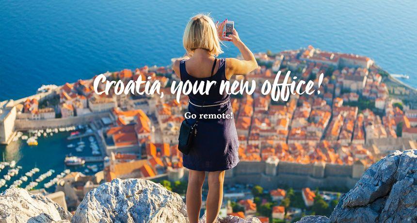 Η Κροατία ανοίγει τις πύλες της στους ψηφιακούς νομάδες
