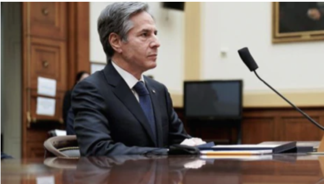 Κύπρος: Πλήρη εμπλοκή των ΗΠΑ στο Κυπριακό ανακοίνωσε ο Blinken