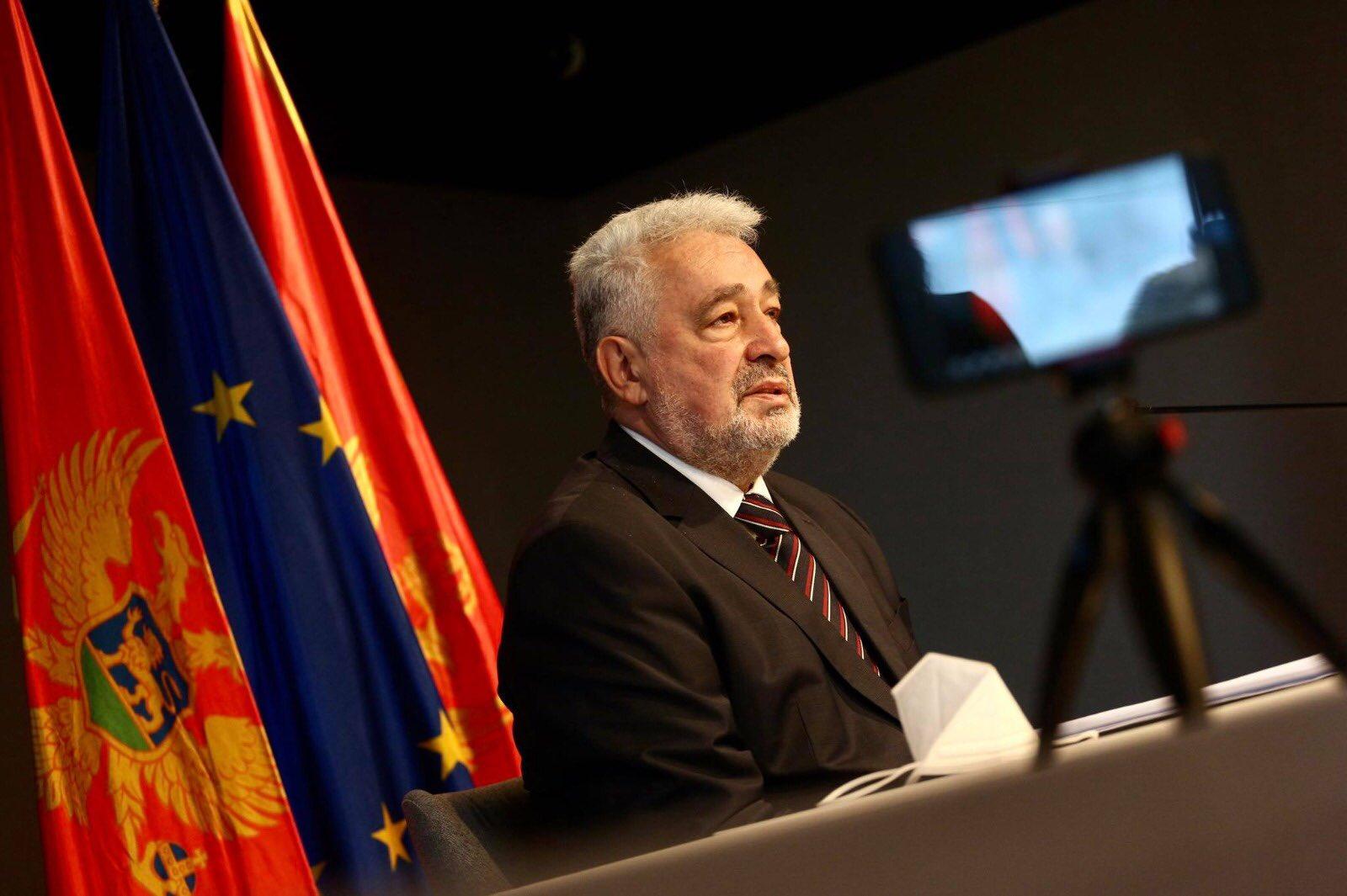Μαυροβούνιο: Ευχαριστημένος από το έργο της κυβέρνησης ο Krivokapić