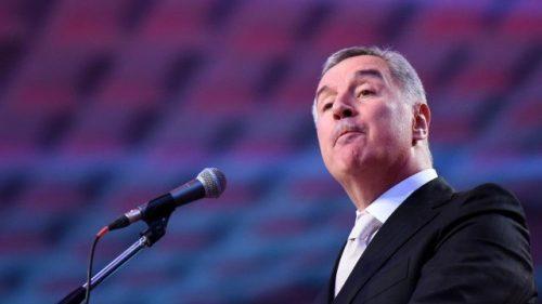 Μαυροβούνιο: Το DPS κατάφερε ένα εξαιρετικό αποτέλεσμα στο Nikšić, ισχυρίζεται ο Đukanović