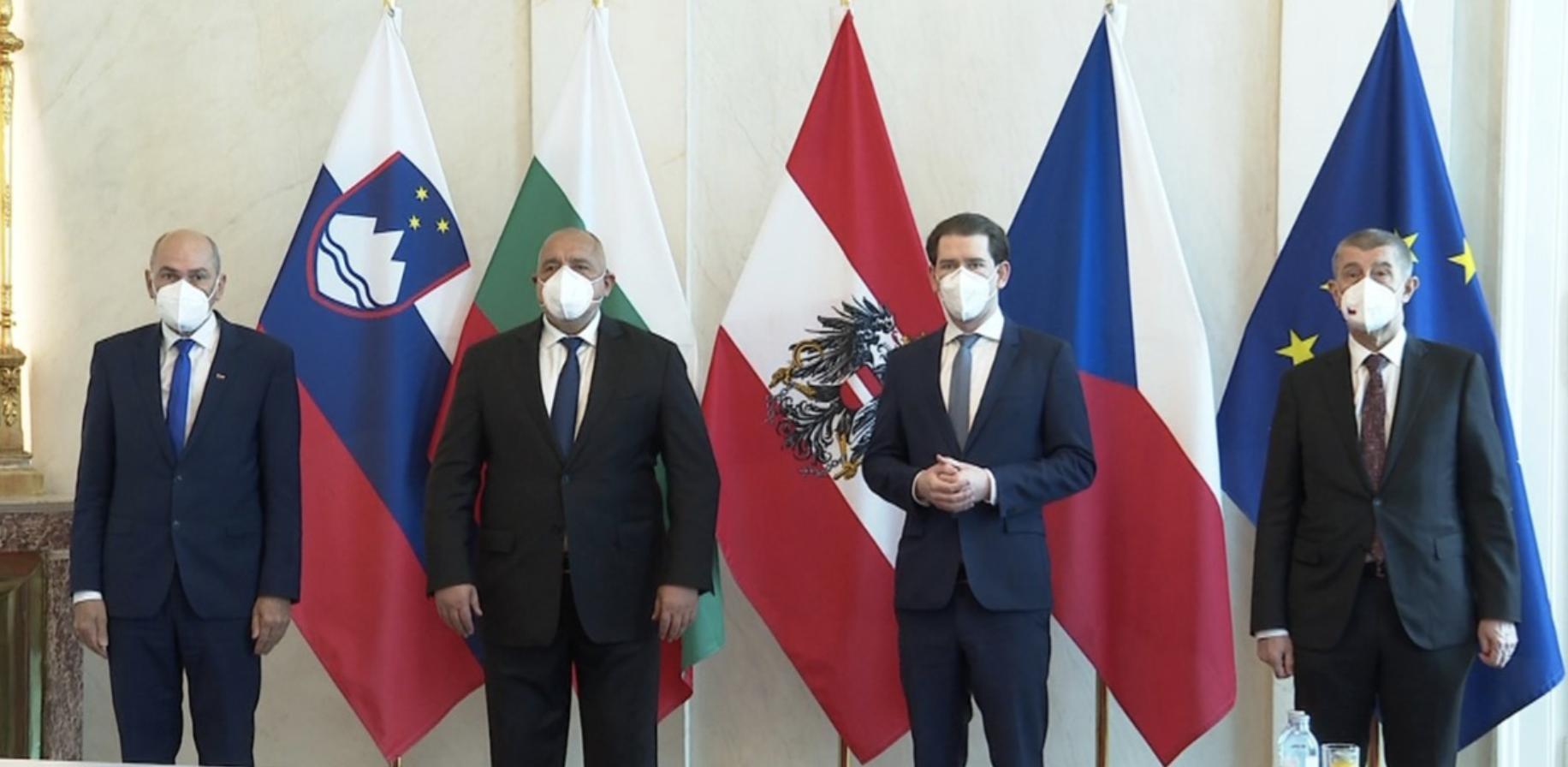 Βουλγαρία: Δίκαιη κατανομή των εμβολίων στην ΕΕ ζήτησε ο Borissov