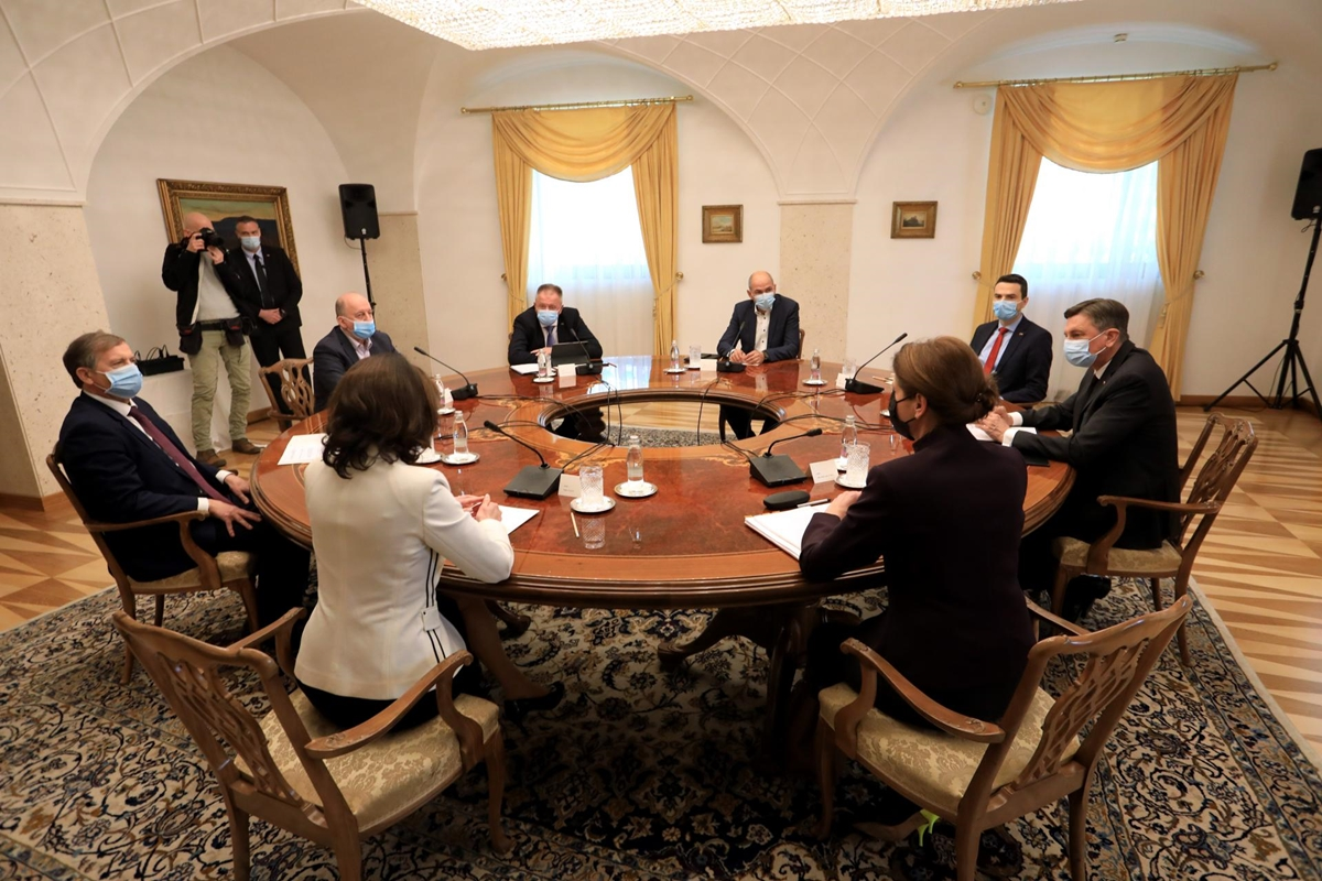 Σλοβενία: Έκκληση για πολιτική ενότητα για την καταπολέμηση της πανδημίας