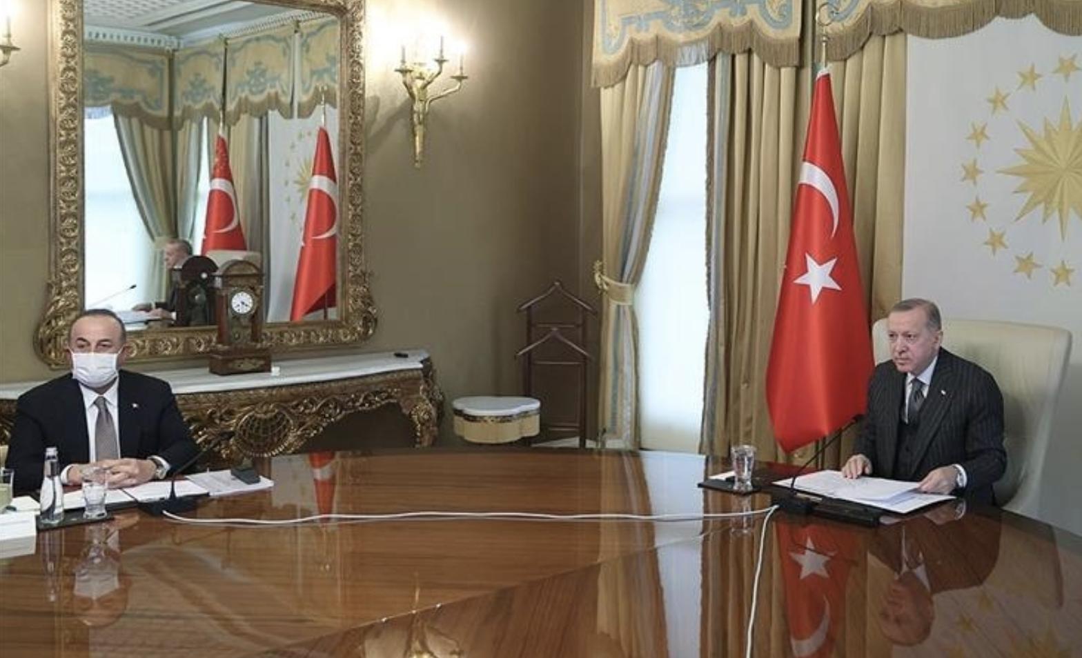 Τουρκία: Την οικοδόμηση θετικής ατζέντας συζήτησαν Erdogan, Michel και der Leyen