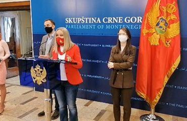 Μαυροβούνιο: Το κίνημα URA ζητά δημοψήφισμα για την έρευνα για πετρέλαιο και φυσικό αέριο
