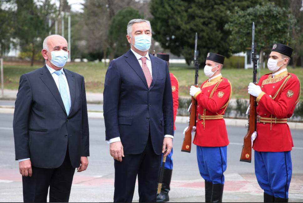 Μαυροβούνιο: Συγχαρητήριο μήνυμα Đukanović για την Ελληνική Επανάσταση