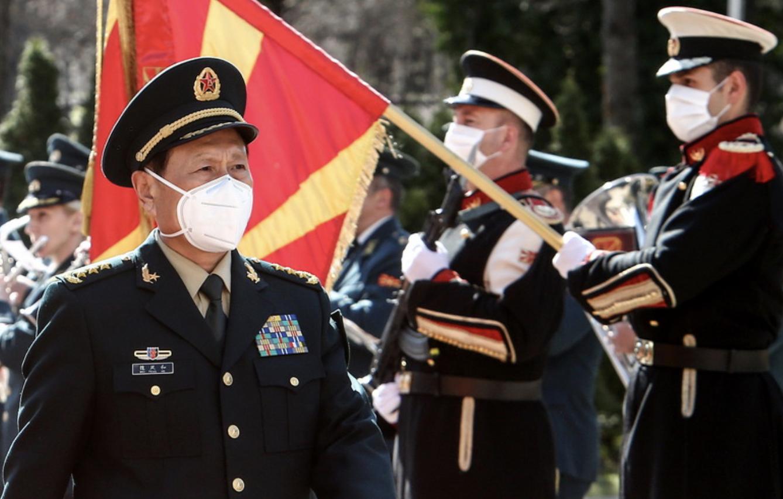 Βόρεια Μακεδονία: Με τον Υπουργό Άμυνας της ΛΔΚ συναντήθηκε ο Zaev