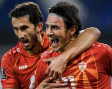 Θρίαμβος της Βόρειας Μακεδονίας 2-1 επί της Εθνικής Γερμανίας