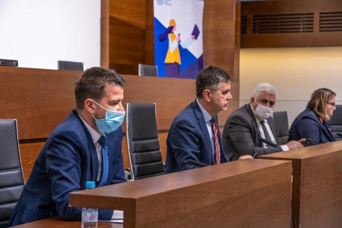 Μαυροβούνιο: Η κρίση απαιτεί εταιρική σχέση, ενεργητικότητα, υπευθυνότητα και ανοιχτό διάλογο